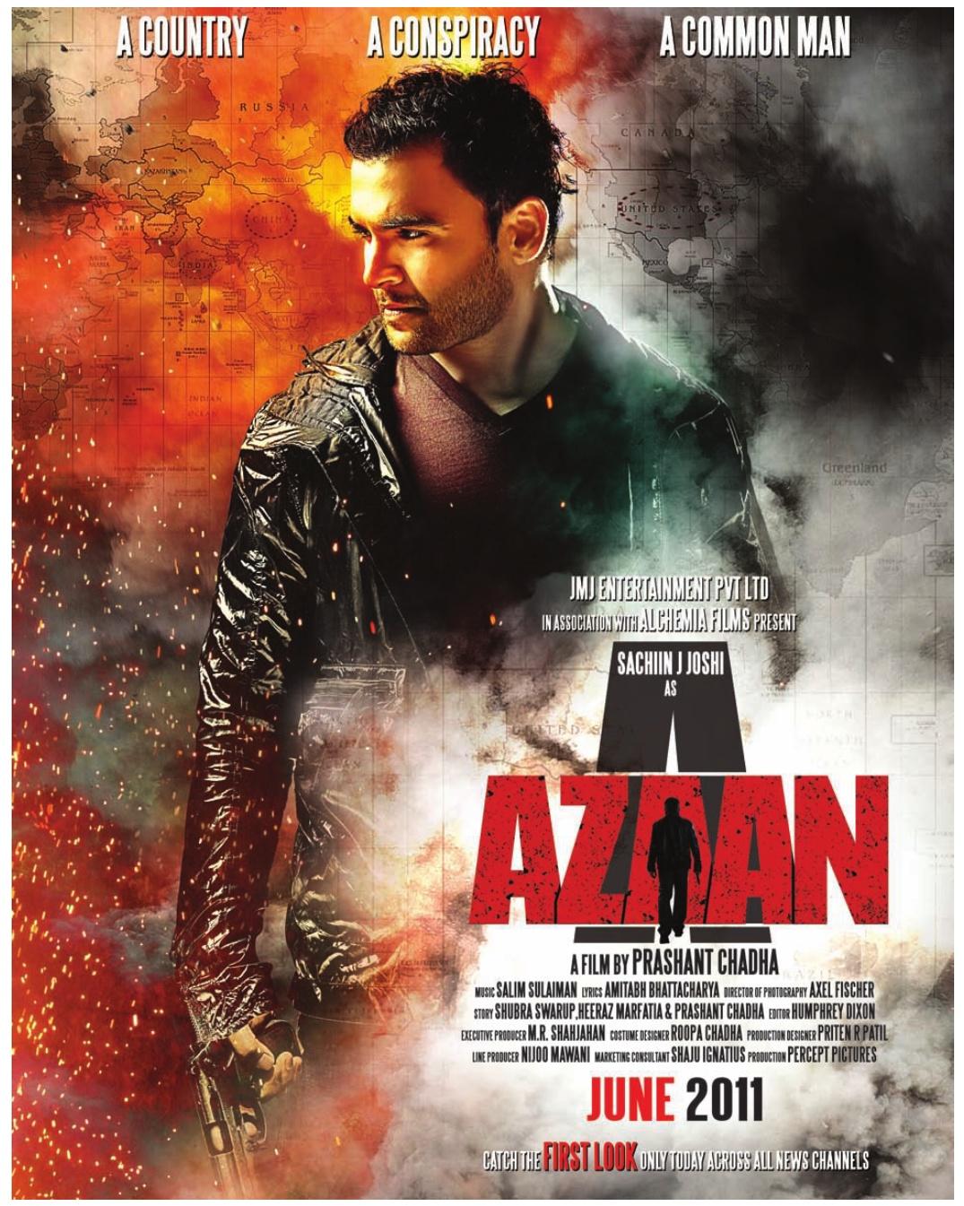 Azaan (2011)