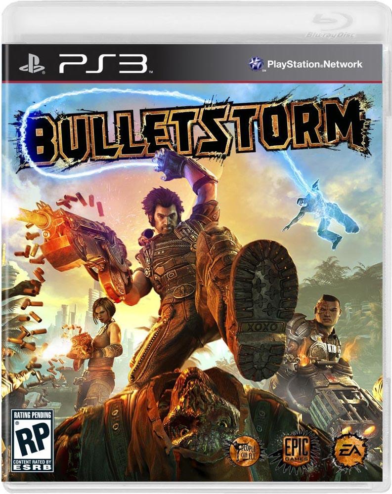 Bullet Storm (2011)