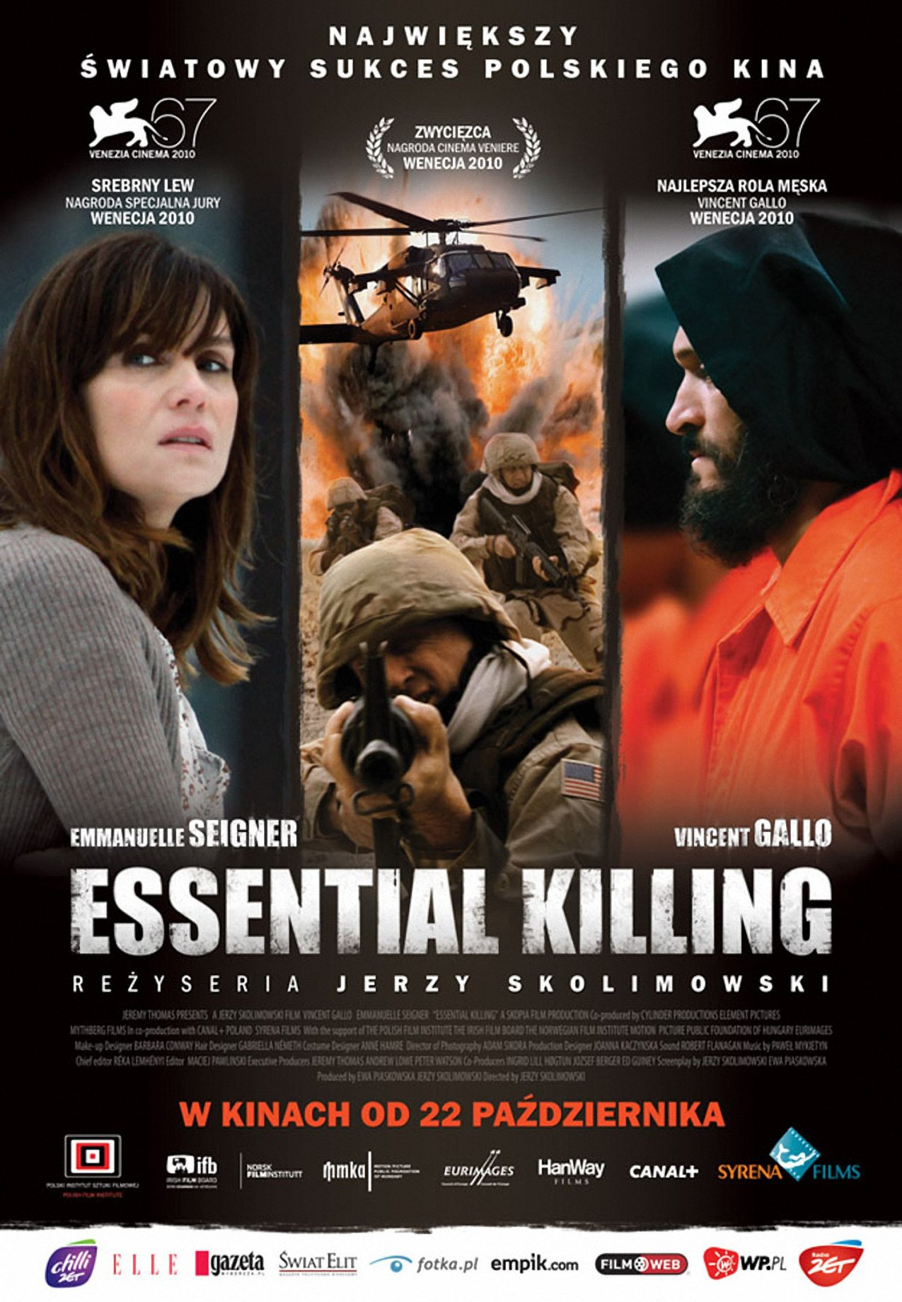 Essential Killing (2010)