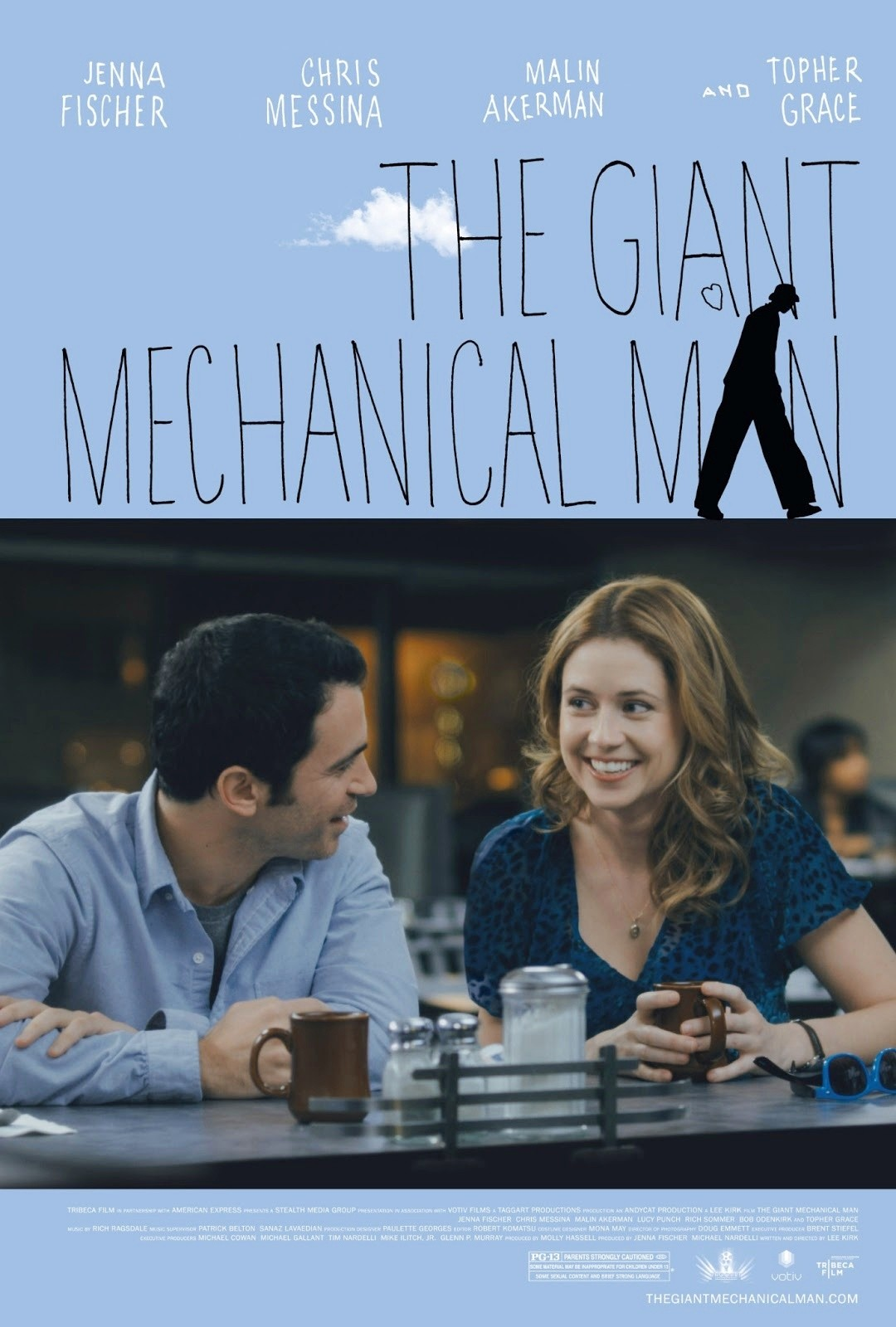 The Giant Mechanical Man (2012)