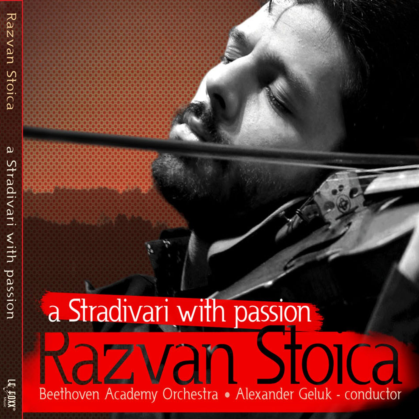 """""""The Stradivari with Passion"""" Beethoven Academy Orchestra, (2010)"""